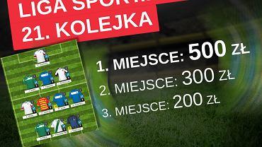 Liga Sport.pl LIVE 21. kolejka w Wygraj Ligę