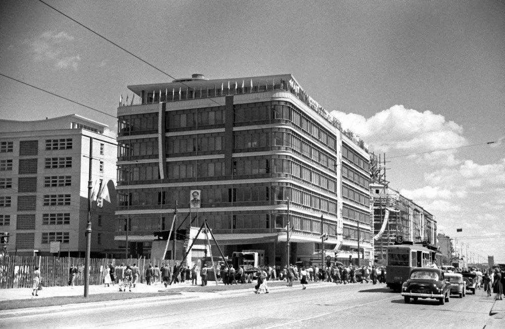 Tak ma wyglądać stary budynek Smyka po rewitalizacji