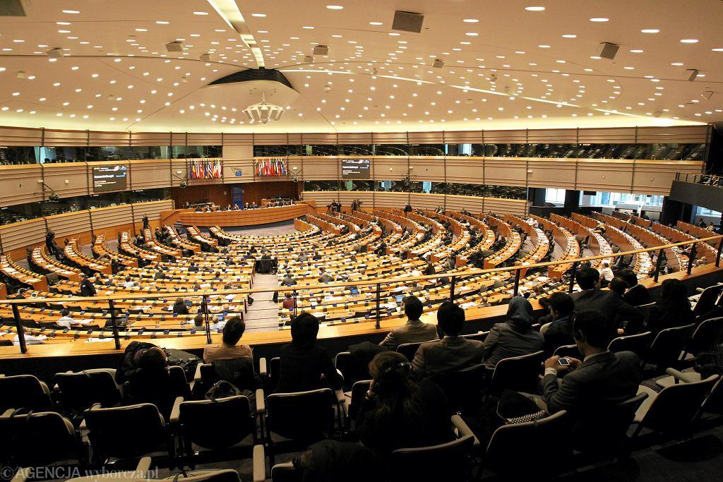 Brukselska siedziba Parlamentu Europejskiego