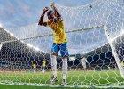 Mistrzostwa świata w piłce nożnej 2014, półfinały. Klęska Brazylii