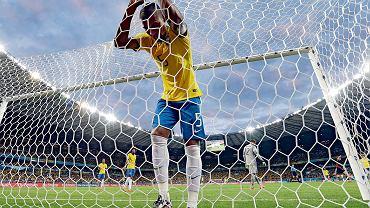 Fernandihno po stracie przez Brazylię kolejnej bramki