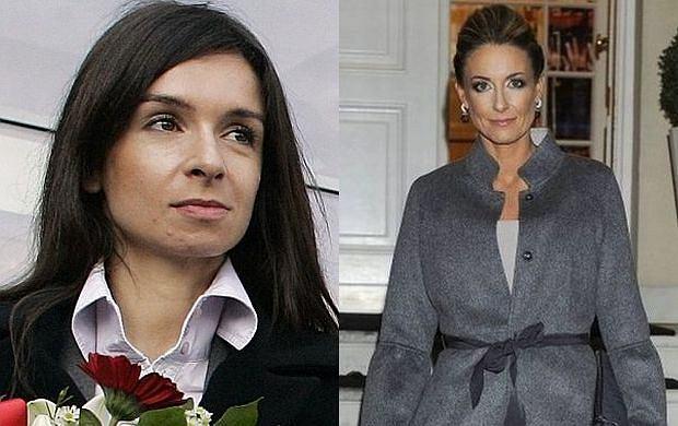 Marta Kaczyńska , Małgorzata Rozenek.
