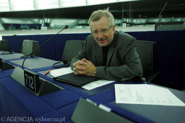 Marek Siwiec w europarlamencie