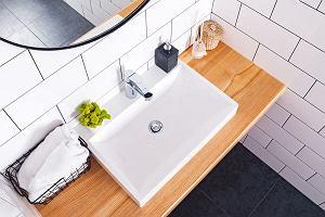 Jak dobrać baterię do umywalki w łazience?