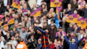 FC Barcelona - Atletico Madryt 2:1