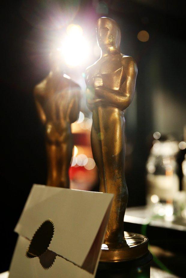 Kopery na gali Oscarów