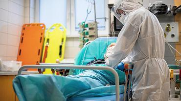 Pandemia koronawirusa. Samodzielny Publiczny Szpital Kliniczny Numer 4, Lublin, 1 czerwca 2020