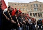 Grecy buntują się przeciwko kolejnym oszczędnościom. Dziś strajk generalny