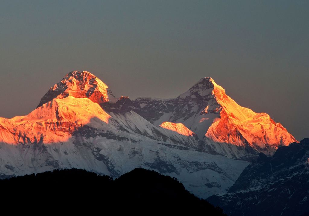Szczyty Nanda Devi