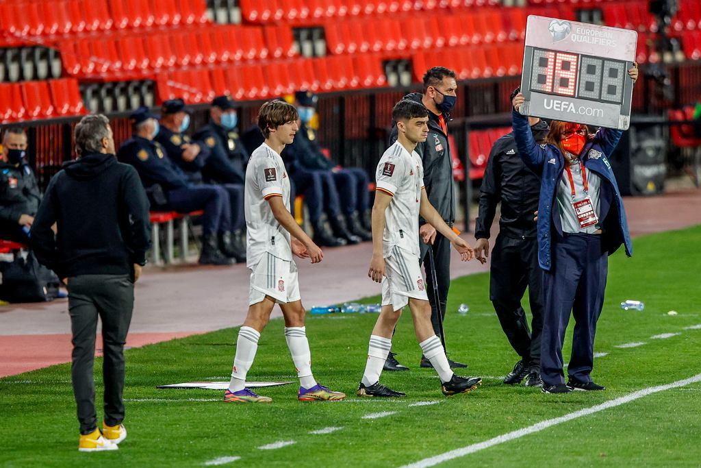 Spain Greece WCup 2022 Soccer