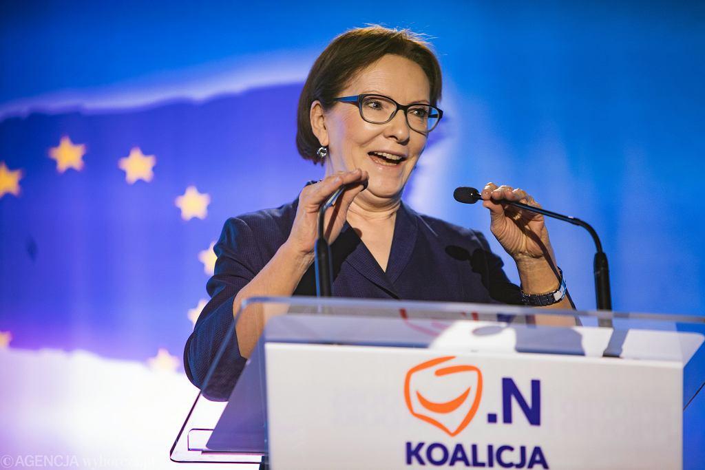 Wyniki wyborów do Europarlamentu. W Poznaniu najlepszy wynik uzyskała Ewa Kopacz