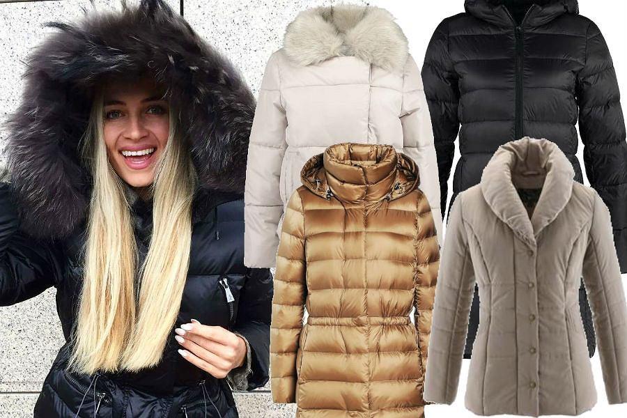 Te kurtki są nie tylko modne, ale też BARDZO ciepłe. A ceny