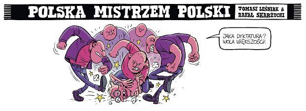 Zdjęcie numer 44 w galerii - Polska mistrzem Polski