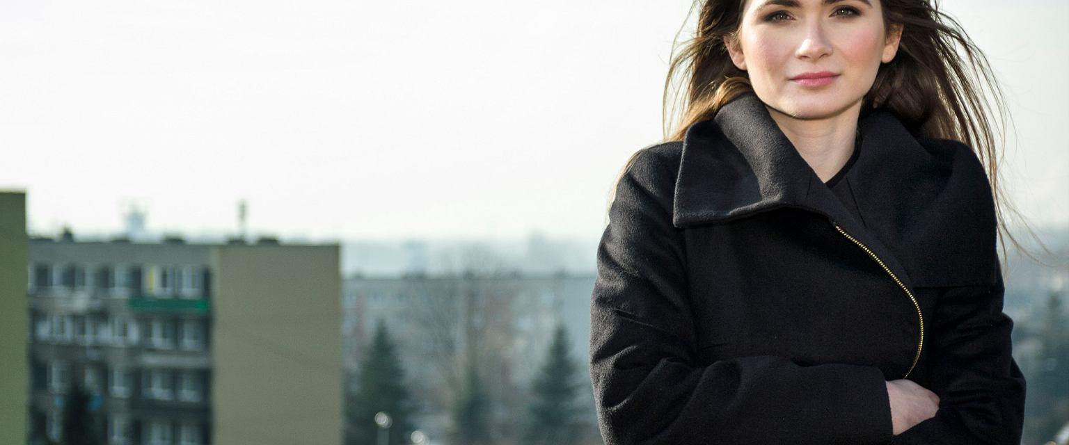 Dominika Słowik (fot. Wojciech Karliński)