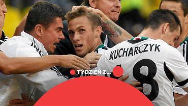 Tydzień z: Spartak Moskwa - Legia Warszawa