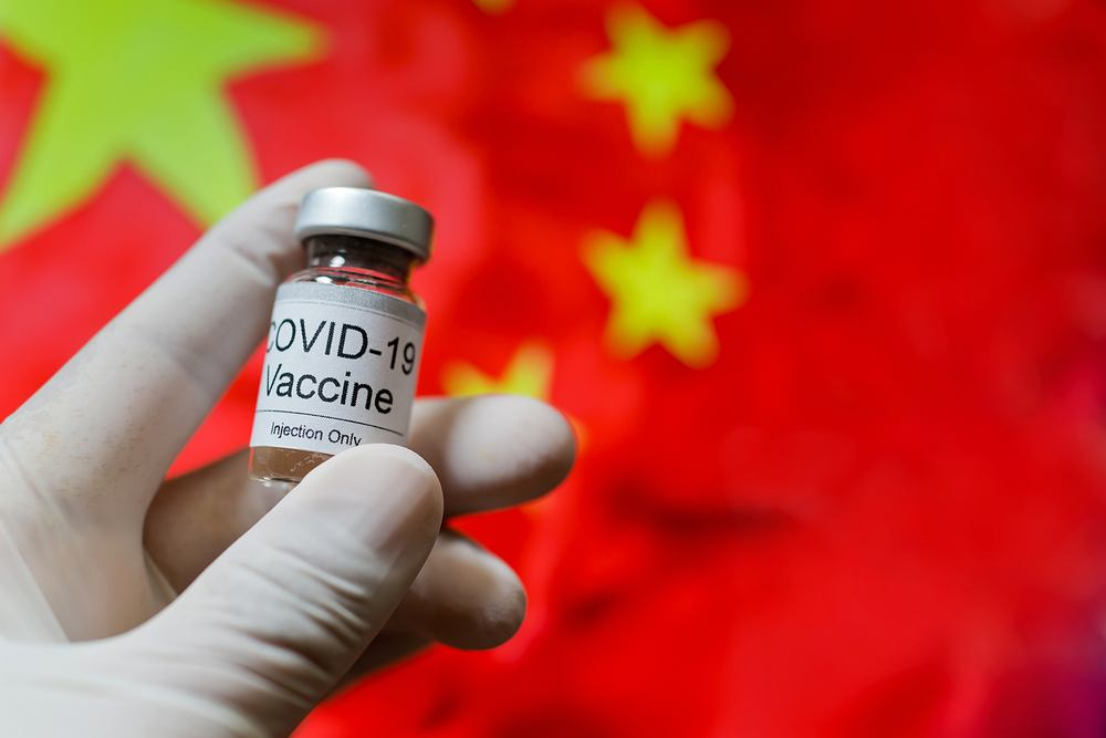 Szczepionka chińska na COVID-19