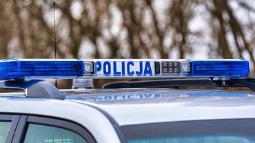 Toyota Land Cruiser - policja, radiowóz
