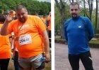 Od 135 kg do maratonu w Poznaniu - poznaj historię Marcina