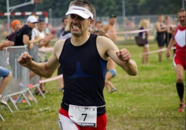 Od biegania z anteną po lesie do organizowania triathlonu