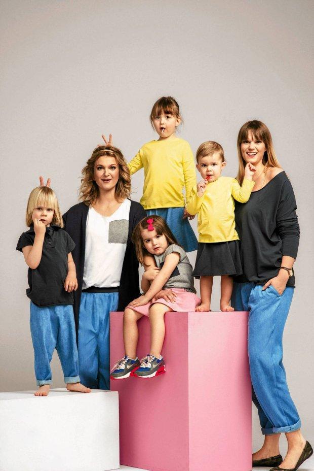 Moda dla dzieci: tak jak mama, tak jak tata