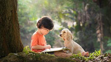 Książki o zwierzętach dla dzieci pełnią między innymi rolę edukacyjną. Zdjęcie ilustracyjne, Jeanette Virginia Goh/shutterstock.com