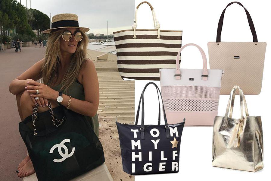 shopper bag/mat. partnera