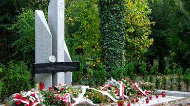 Pomnik Polskiego Państwa Podziemnego i Armii Krajowej na Cmentarzu Centralnym