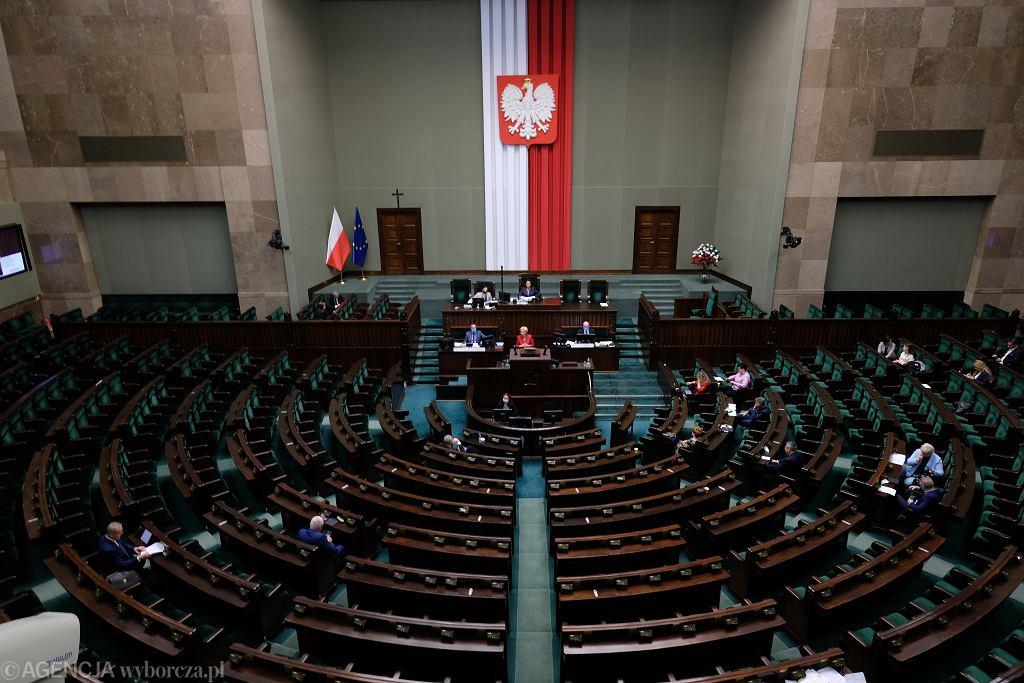 12 Posiedzenie Sejmu IX Kadencji
