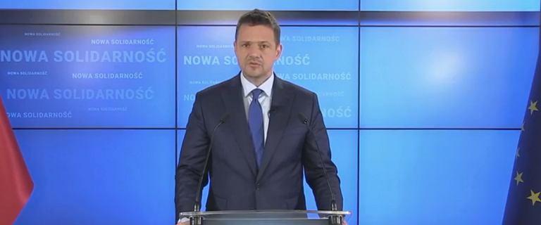 """Trzaskowski chce wstrzymania trzech """"najbardziej kontrowersyjnych inwestycji rządu"""""""