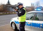 Kaskadowy pomiar prędkości. Policja zatrzymała rekordową liczbę praw jazdy