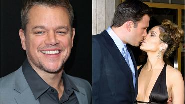 Matt Damon, Jennifer Lopez i Ben Affleck
