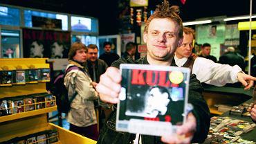 11.04.1996, Warszawa, premiera płyty Kultu 'Tata 2'