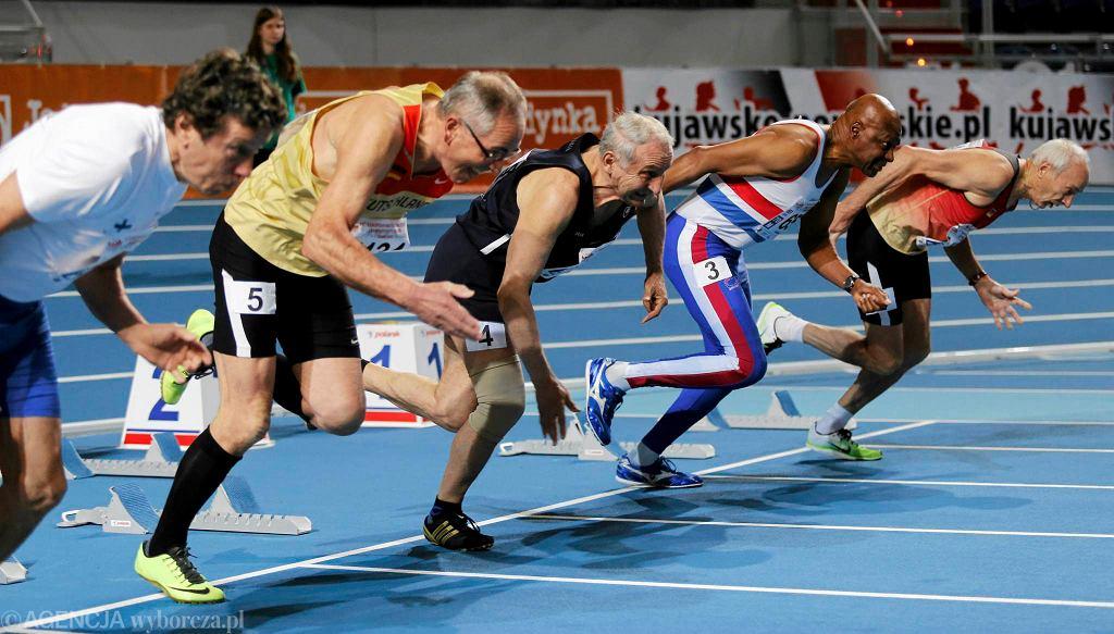 10. Halowe Mistrzostwa Europy w lekkiej atletyce. Bieg na 60 m