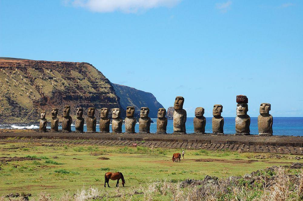 Wyspa Wielkanocna - Rapa Nui