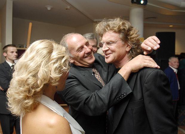8  Karol Strasburger z on, Zbigniew Wodecki  2006-09-18