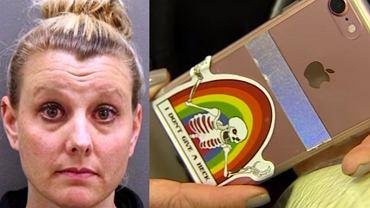 Zabrała córce telefon, trafiła do aresztu