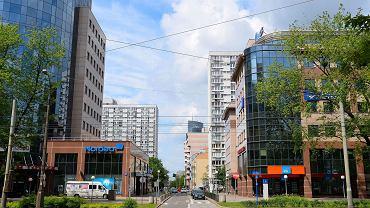 Warszawa żydowska. Ulica Krochmalna współcześnie