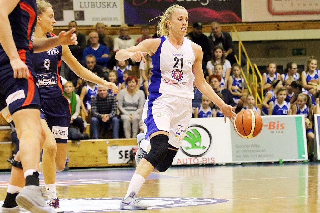 Basket Liga Kobiet: InvestInTheWest AZS AJP Gorzów - Basket 90 Gdynia 71:61 (10:19, 14:10, 25:16, 22:16)