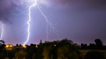 Gdzie jest burza? Ostrzeżenia IMGW - są alerty trzeciego stopnia