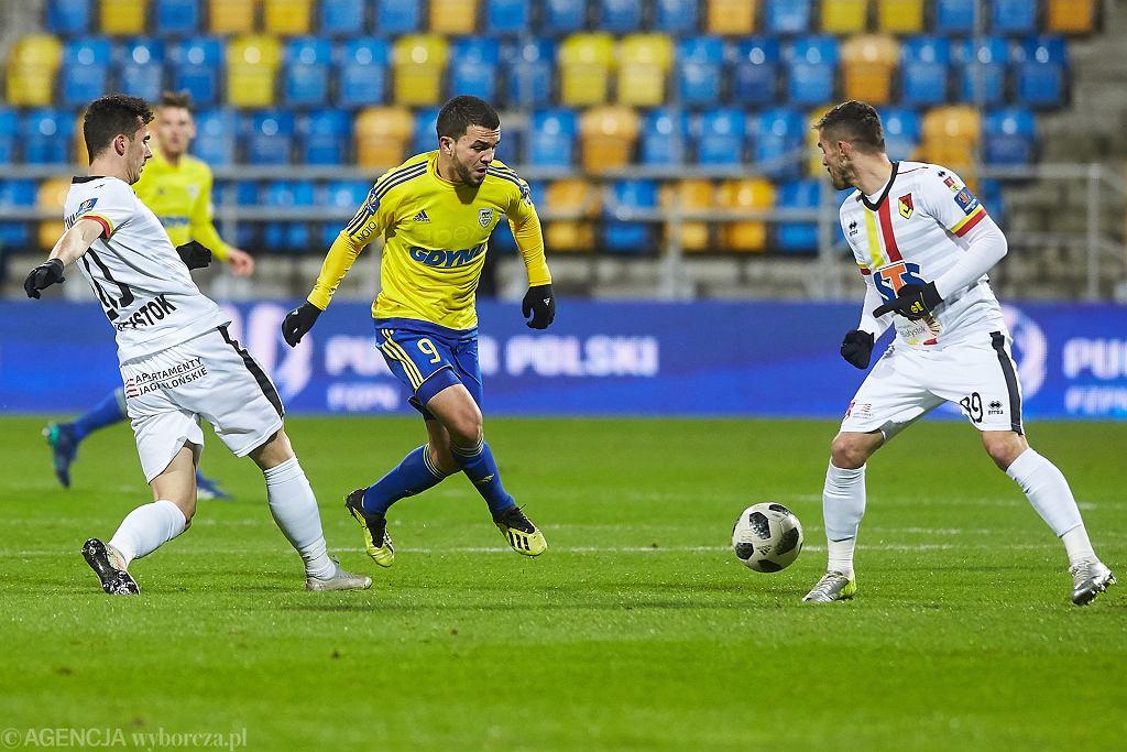 Arka Gdynia - Jagiellonia Białystok. Gdzie oglądać 1. mecz sezonu 2019/2010?