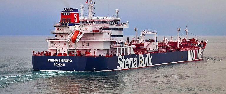 Dwa brytyjskie tankowce przejęte przez Iran. Rząd w Londynie reaguje