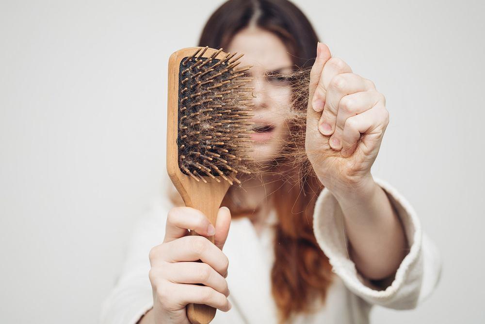 Problemy z włosami mogą być różne