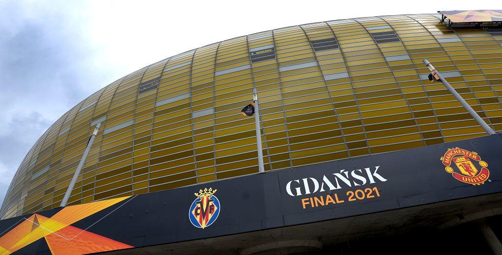 Finał Ligi Europy. Villarreal - Manchester United