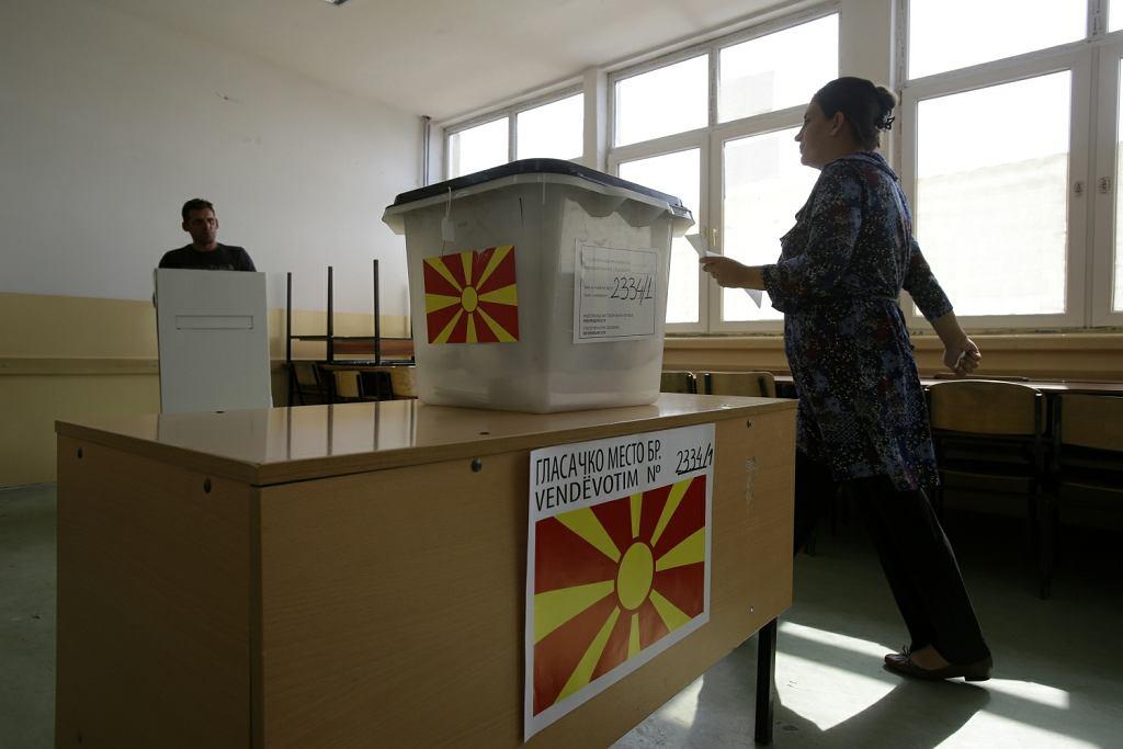 Referendum w Macedonii. Mieszkańcy kraju zdecydowali ws. zmiany nazwy kraju na 'Republika Macedonii Północnej'