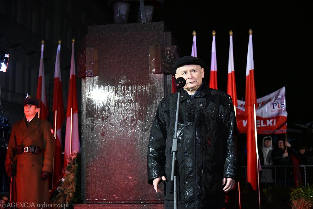 91 Miesiecznica smolenska w Warszawie