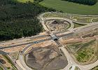 Trasa S5 miała być na Euro 2012. GDDKiA dzieli przetarg, by skończyć prace na odcinku Poznań - Wronczyn