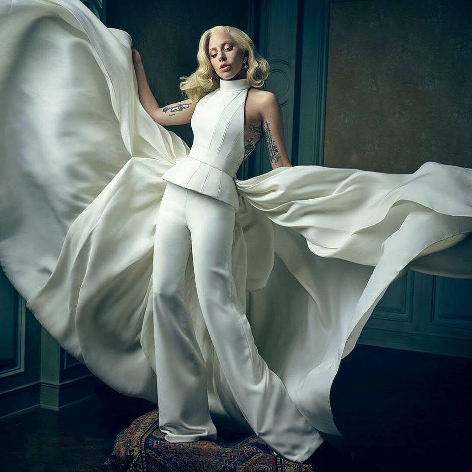 Lady Gaga nagrała płytę w domu Franka Zappy! / Lady Gaga