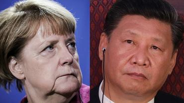 Angela Merkel, Xi Jinping