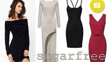 Sukienki Sugarfree - gorące propozycje na chłodne dni