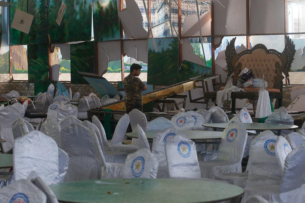 Zamach bombowy na weselu w Kabulu. Jest ponad 60 zabitych